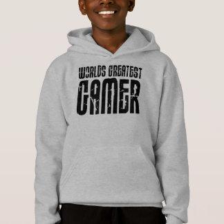 Video Games Gaming & Gamers Worlds Greatest Gamer Hoodie