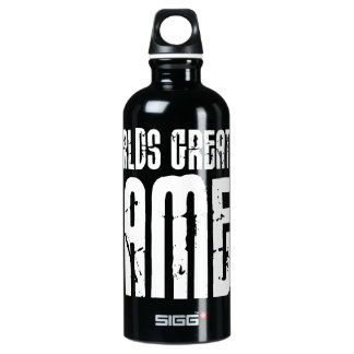 Video Games Gaming & Gamers Worlds Greatest Gamer SIGG Traveler 0.6L Water Bottle