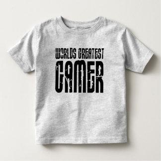 Video Games Gaming & Gamers Worlds Greatest Gamer Tee Shirt