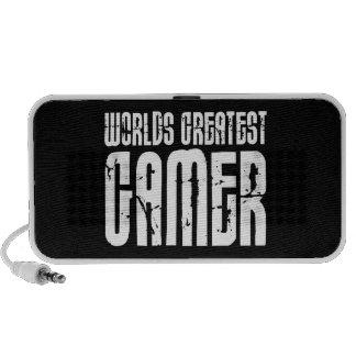 Video Games Gaming & Gamers Worlds Greatest Gamer Travel Speaker