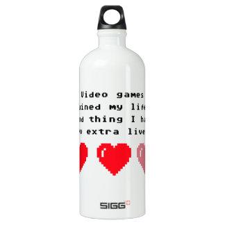Video Games Geek SIGG Traveler 1.0L Water Bottle
