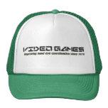 Video Games: Improving Hand Eye Coordination Mesh Hats