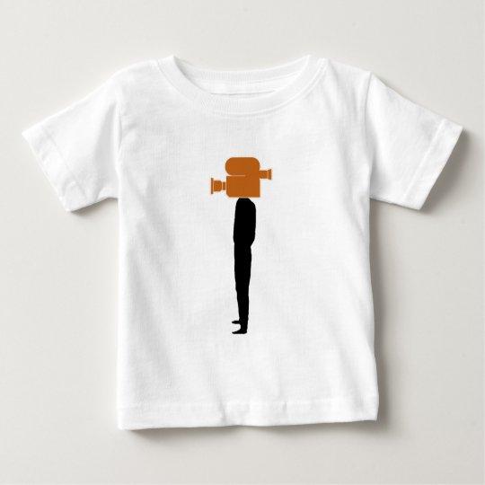 video head - PNG Baby T-Shirt