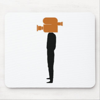 video head - PNG Mouse Pad