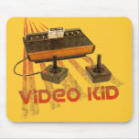 Video Kid Retro Mouse Pad