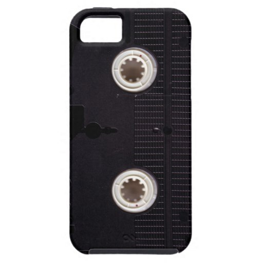 video kids of the world- unite!  vhs phone case iPhone 5 case
