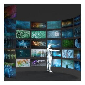 Video Marketing Across Multiple Channels Card