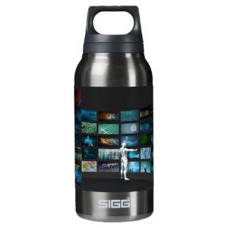 Video Marketing Across Multiple Channels Insulated Water Bottle