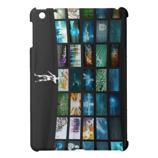 Video Marketing Across Multiple Channels iPad Mini Cases