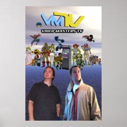 Video Masters TV- Season 2 Poster