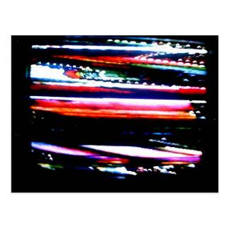 Video Noise 2 Postcard