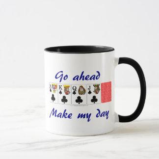 Video Poker Mug :