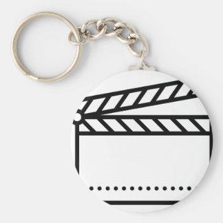 Video Slate Keychain