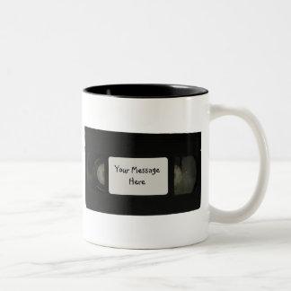 Video Tape Mug