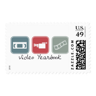 Video Yearbook (Squares) Stamps