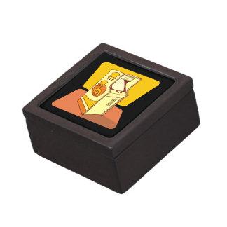 Videoconsola alta de la arcada caja de recuerdo de calidad