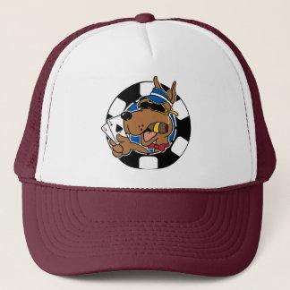 Videogame + Pizza Trucker Hat