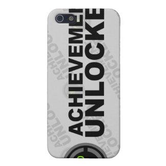 Videojuego abierto logro i iPhone 5 protectores