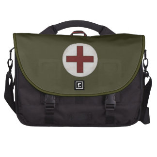 "Videojuego ""equipo médico"" bolsas para portatil"