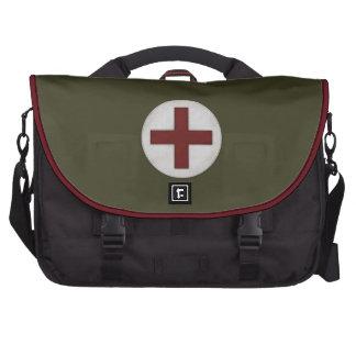 Videojuego equipo médico bolsa de ordenador