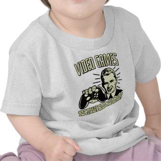Videojuego Camisetas