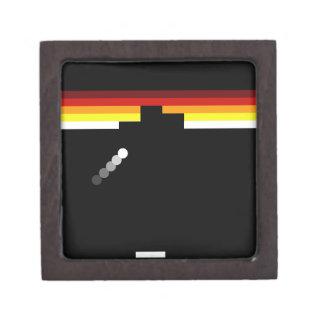Videojuego retro cajas de joyas de calidad