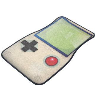 Videojuego retro del PDA Alfombrilla De Coche