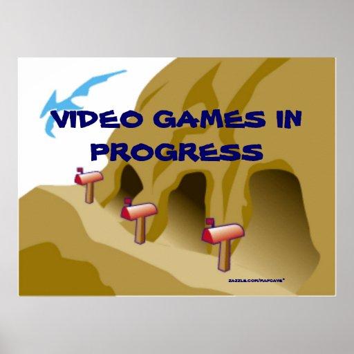 Videojuegos de Mancave Impresiones