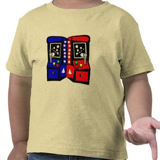 Videojugador de la escuela vieja camisetas