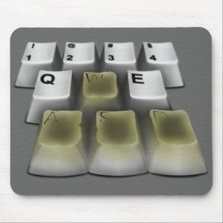 Videojugador de la PC Tapete De Ratón