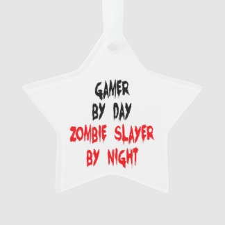 Videojugador del asesino del zombi