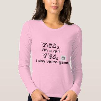 Videojugador del chica poleras
