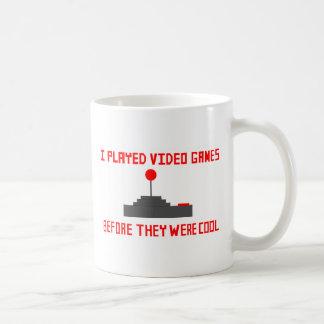 Videojugador del inconformista taza