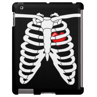 Videojugador en el caso del iPad del corazón Funda Para iPad