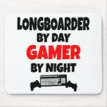 Videojugador Longboarder Tapetes De Raton
