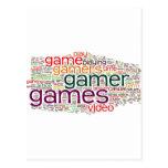 Videojugador para todos tarjetas postales