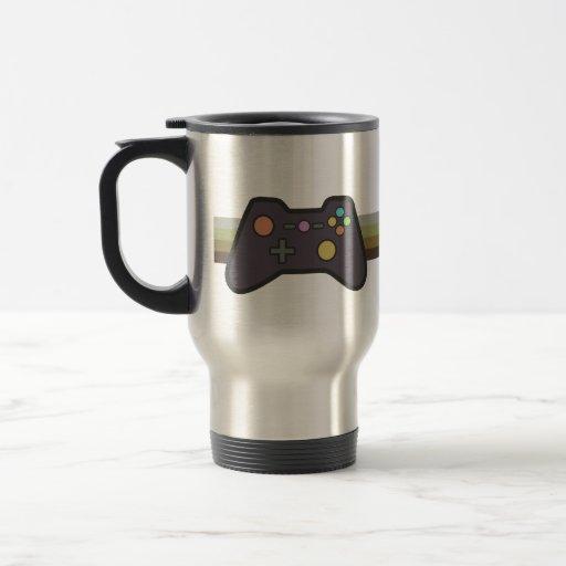 Videojugador Taza De Café
