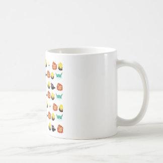 Videojugadores lindos tazas