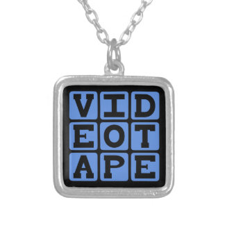 Videotape, VHS Tape Jewelry
