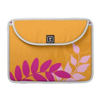 Vides anaranjadas y rosadas de la MOD Funda Para Macbook Pro