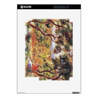 Vides en Cagnes de Pedro Renoir Calcomanía Para iPad 2