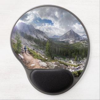 Vidette Peak / Meadow - John Muir Trail Gel Mouse Mats