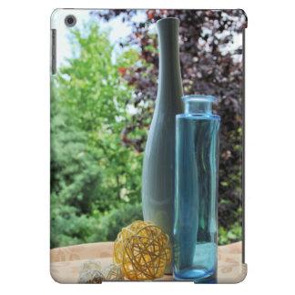 Vidrio azul funda para iPad air