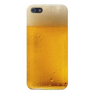vidrio de casos de beer-3-IPhone 5 iPhone 5 Protectores