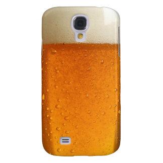 Vidrio de cerveza funda para galaxy s4