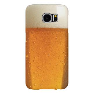 Vidrio de cerveza funda samsung galaxy s6
