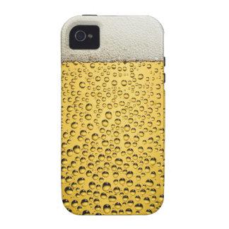 Vidrio de cerveza vibe iPhone 4 funda