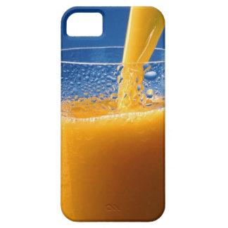 Vidrio de jugo iPhone 5 carcasas