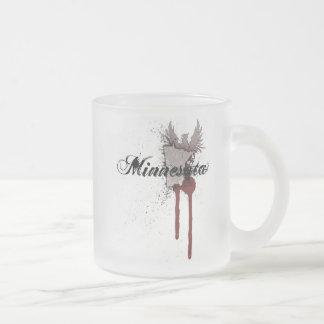 Vidrio de la taza de Minnesota de la salpicadura d