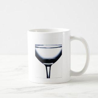 Vidrio de Martini de los cócteles Tazas De Café